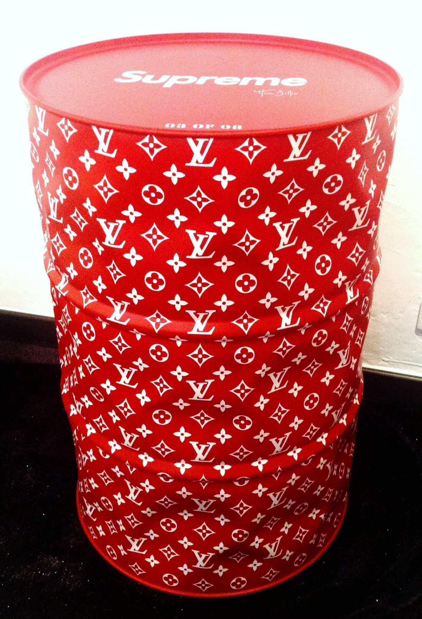 Baril Supreme LV Red